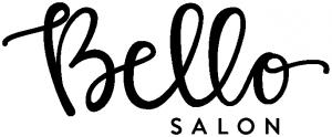 bello riverside hair salon logo